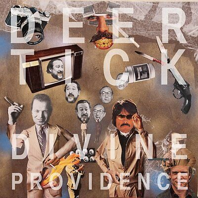Deer Tick Divine Providence Lp Vinyl 33Rpm New