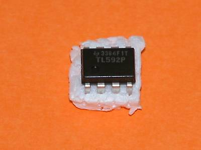 TL592 - Differential  Video Amplifier IC