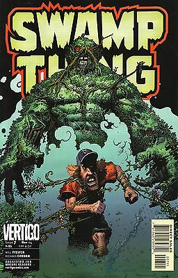 Swamp Thing #7 (NM)`04 Pfeifer/ Corben