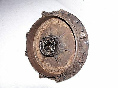 Triumph Tiger Cub T20 200Cc Rear Wheel Hub & Brake Drum W959 W1296