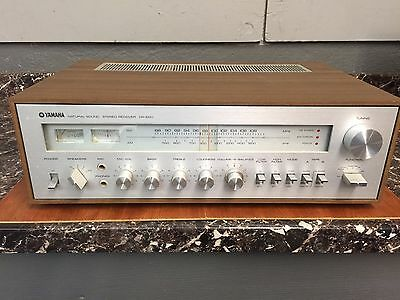 Yamaha CR600 Stereo Receiver  (Not working)