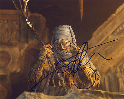 •Sale• Clash Of The Titans Ian Whyte (Sheikh Suleiman) Signed 10x8 Photo