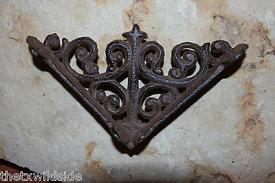 (10)Antique Look,corbels, Shelf Brackets,small,victorian Decor,home Decor,b-27