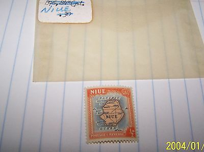 Niue 1950 Issued Postage Stamp Mnh Lot 3