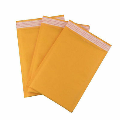 10 pcs Lot Bubble Envelopes Padded Mailers Shipping Self-Seal Bags 140*160+40mm