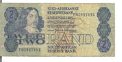 South Africa, 2 Rand, Nd(1978-90)
