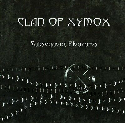 Clan of Xymox - Subsequent Pleasures [New CD]