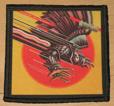 "JUDAS PRIEST ""SCREAMING FOR VENGEANCE"" silk screen PATCH"