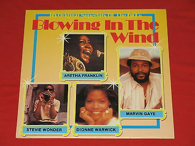 Original Hits Of The 60's - LP  4 Artists/16 Titel, Franklin Wonder Warwick Gaye