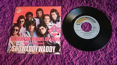 "Showaddywaddy ‎– Under The Moon Of Love ,  Vinyl, 7"",1977 , Spain , C 006-98555"