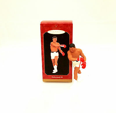 Hallmark Keepsake Ornament 1999 Muhammad Ali - The Greatest - #QXI4147-SDB