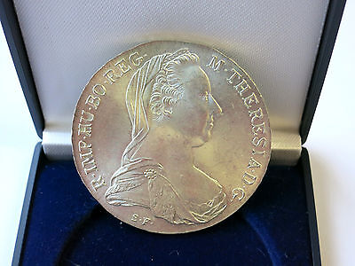 Maria Theresia Taler 1780 - Silber stgl.S.F