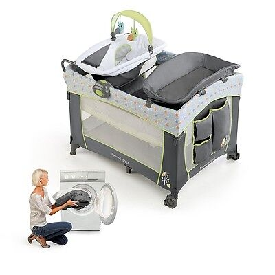 Ingenuity Washable Playard with Dream Centre - Marlo