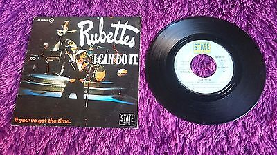 "The Rubettes ‎– I Can Do It ,  Vinyl, 7"", 1975 , Spain ,  20 88 001"