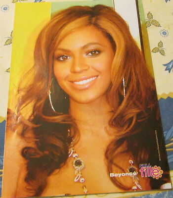 Beyonce   Poster Color 8  By 11