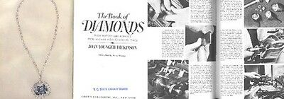 History Of Diamonds, 1965 Book