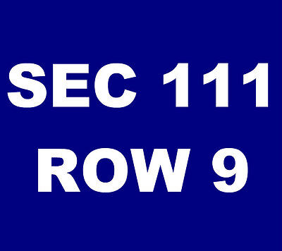 Game of Thrones Live Concert tickets Chicago United Center 2/19 *** SEC 111! ***