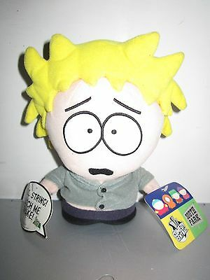 Rare South Park Shaking Tweek  Plush Toy Doll Figure By Fun 4 All Mwt