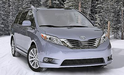 """Remote Start for Toyota SIENNA 2011-2015 """"Push-To-Start"""" Models with T-Harness"""