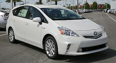 """Remote Start for Toyota PRIUS V 2012-2016 """"Push-To-Start"""" Models + T-Harness"""