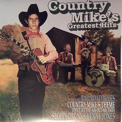 """Country Mike's """" Greatest Hits """" New Lp *** Coloured Vinyl *** Beastie Boys"""