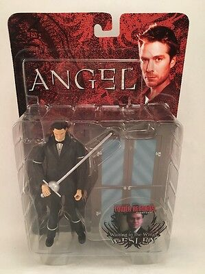 Angel Buffy The Vampire Slayer Action Figure - Waiting in the Wings Wesley