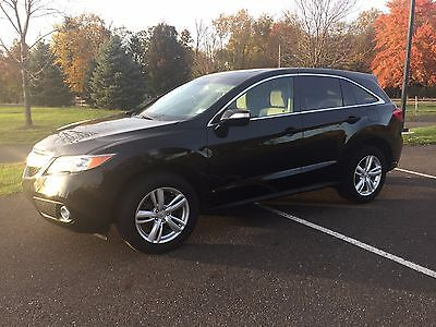 2015 Acura RDX  2015 Acura RDX AWD Technology Package, 16k miles, Clean, Priced to SELL FAST