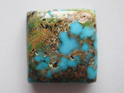 27.30 ct 100% Natural Blue Moon Turquoise Cabochon Gemstone, # CE 018