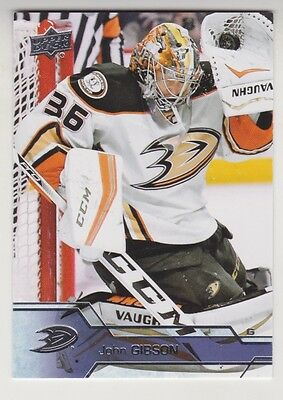 Complete Your Set 2016-17 Upper Deck Series 1 ($1.00 for 4 Cards)