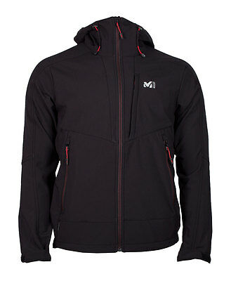 Millet Track Hoodie Chaquetas soft shell