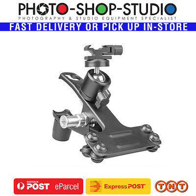 Jinbei Lighting Support Multi Clamp with Ballhead Cold Shoe JB11-063A