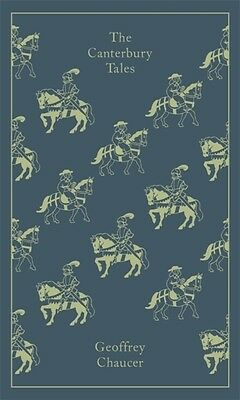 The Canterbury Tales (Penguin Clothbound Classics) (Hardcover), Chaucer, Geoffr.