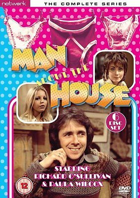 Man About The House Series 1 2 3 4 5 6 Complete Collection Season 1-6 R2 New DVD