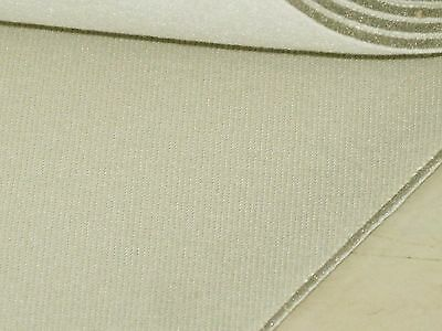 """2.5 MTS PALE GREY CAR TRIMMING ROOF HEAD LINING 3 mm FOAMED FABRIC IN 59"""" RL14"""