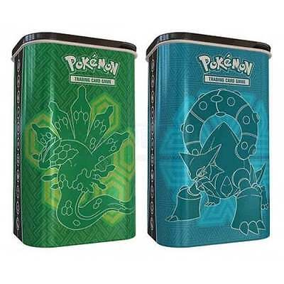 POKEMON ELITE TRAINER * Deck Shield Zygarde & Volcanion Bundle of 2