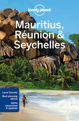 Mauritius Reunion & Seychelles Travel Guide by Lonely Planet