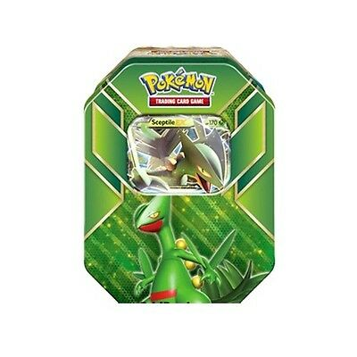 POKEMON HOENN POWER TIN * Sceptile