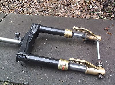 Suzuki AY50 WV scooter forks 1998