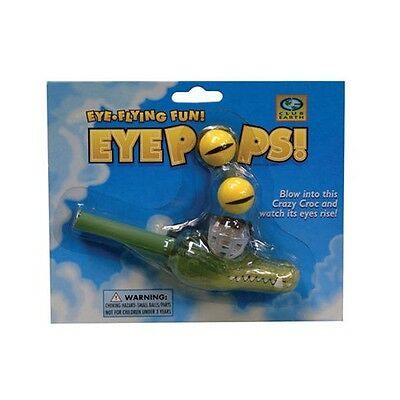 Alligator Eye Pops Speech Therapy Tool Toy Oral Motor