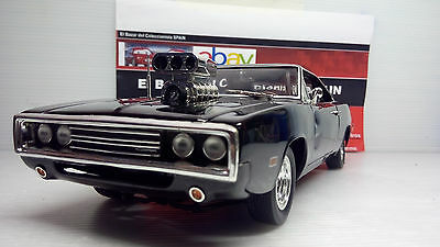 1:18 Dodge Charger  FAST AND FURIOUS   - 3L 050