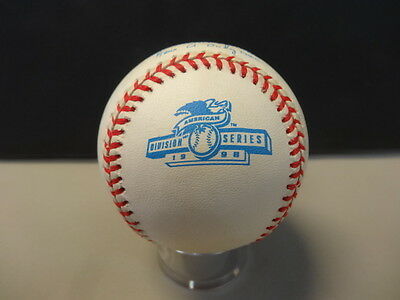 Rawlings Official Major League Baseball ROMLB 1998 ALDS American League Division