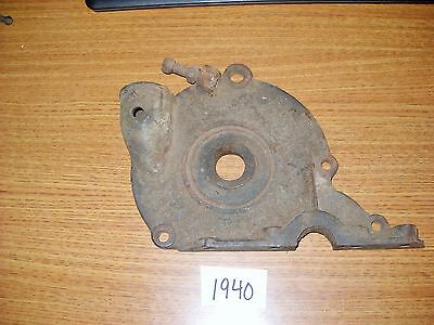 Vintage Ford Model T Timing Cover early small funnel 1913-1914
