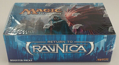 Return To Ravnica Factory Sealed Hobby Booster Box Mtg Magic The Gathering