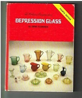 Collectors Encyclopedia of Depression Glass [Signed by Author] (1979, Hardback)