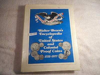 Walter Breen's Encyclopedia United States + Colonial Proof Coins - # 131471