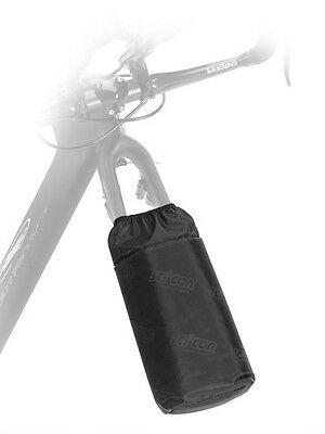 Scicon Front Fork Padded Protector : Black