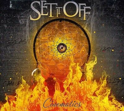 Set It Off - Cinematics [New CD] Extended Edition, Digipack Packaging