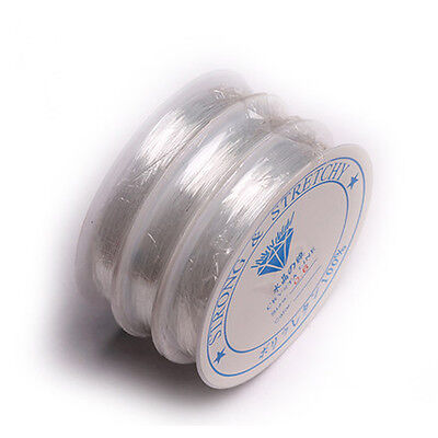 Strong Elastic Beading Clear Stretch Cord Wire String Thread Jewelry Making