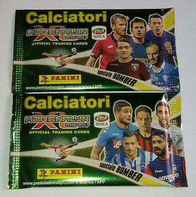 Calciatori Adrenalyn XL 2016-2017 Update Packs A1-A2 Panini