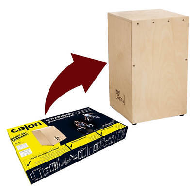 Schlagwerk Cajon Quick Assembly Kit Large